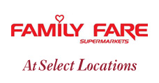 Family Fare Supermarkets Logo