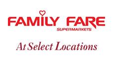 Family Fare Supermarkets Logo