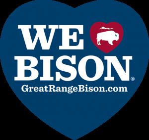 We Love Bison